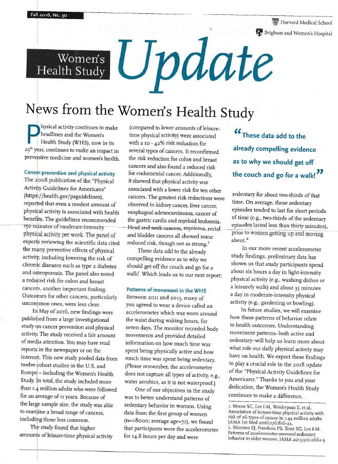 womens-health-study