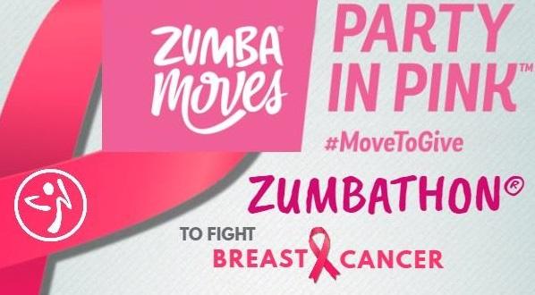 Party in Pink™ ZUMBATHON®