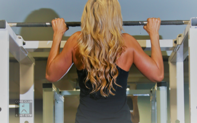 The Benefits of Pull-ups