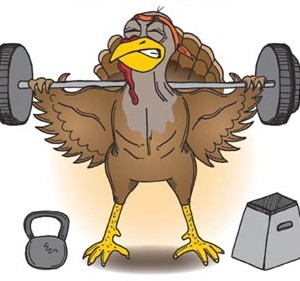 Workout with us and burn your way through Thanksgiving dinner then Sweat instead of Shop on Black Friday