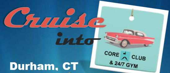 Cruise into Core Event