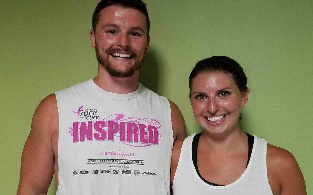 Meet our September Members of the Month